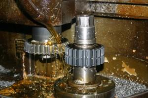 External Gear Cutting