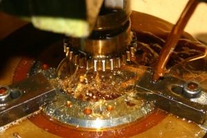 Internal Gear Cutting